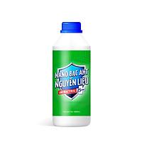 Diệt khuẩn khử mùi tinh khiết Nano bạc AHT 1000ml (Antibacterial 25ppm)