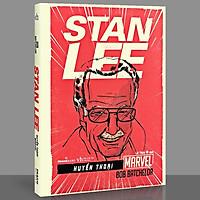 Sách - Stan Lee - Huyền Thoại Marvel (Kèm Postcard)