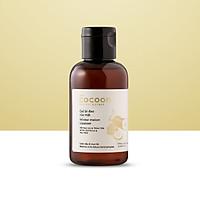 Gel rửa mặt bí đao Cocoon (Winter melon cleanser) 140ml làm sạch sâu lỗ chân lông, giảm mụn và cung cấp độ ẩm cho da