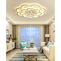 Đèn chùm pha lê phòng khách đẹp - HOMELADY012