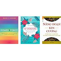 Combo Sách - Năng Đoạn Kim Cương + Power Force + Ho'Oponopono
