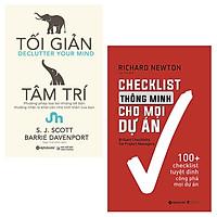 Combo Checklist Thông Minh Cho Mọi Dự Án và Tối Giản Tâm Trí