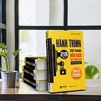 Sách - Hành Trình 28 Ngày Trở Thành Môi Giới Bất Động Sản Chuyên Nghiệp kĩ năng thiên biến vạn hóa để bán hàng thành công nt