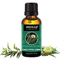 Tinh Dầu Thiên Nhiên Bạch Đàn Chanh Nomad Essential Oils Eucalyptus Lemon 30ml