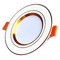 Đèn LED Âm Trần Cao Cấp 3 Màu Suntek 7W