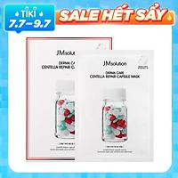 Bộ 10 Mặt Nạ JMsolution Derma Care Centella Repair Capsule Mask 30ML