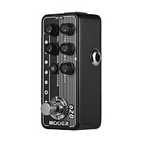 Mooer MICRO PREAMP Series 020 BLUENO Digital Preamp Preamplifier Guitar Effect Pedal Cabinet Simulation Dual Channels