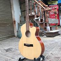 Đàn guitar Việt Nam có ty chỉnh cần sv-750