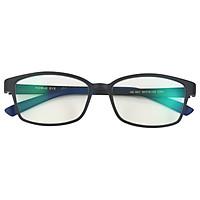 Unisex Glasses Frames Optical Eyewear Non-prescription Eyeglasses Full Frame Replaceable Clear Lens 56-16-145