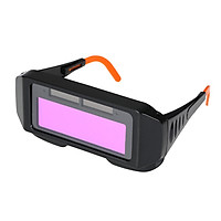 Automatic Dimming Welding Lens Solar Auto Welding Protect Eyes Safety Glasses For The Welder
