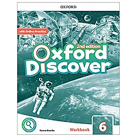 Oxford Discover 2nd Edition: Level 6: Workbook With Online Practice