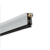 Nẹp nhôm âm cửa tự động chắn gió bụi và chống thoát nhiệt điều hòa