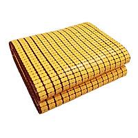 Chiếu trúc hạt được làm từ 100% trúc Cao Bằng kích cỡ 1.9m x 1.6m
