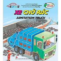 Thế Giới Xe Cộ: Xe Chở Rác_Sanitation Truck