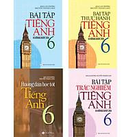 Combo Bài Tập Tiếng Anh 6 Không Đáp Án - Mai Lan Hương