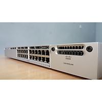 Cisco WS-C3850-24T-E Catalyst 3850 Stackable 24 Port Data IP Services - Hàng chính hãng