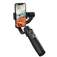 Tay cầm chống rung Gimbal iSteady Mobile+ - Tay cầm chống rung cho điện thoại Công nghệ chống rung CCD, Ổn định quang học và Tự động điều chỉnh tốc độ chuyển động, Theo dõi khuôn mặt & Đối tượng, 3 Động cơ không chổi than - Hàng chính hãng
