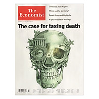The Economist: The Case For Taxing Death - 47