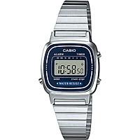 Đồng hồ nữ dây kim loại Casio LA670WA-2DF
