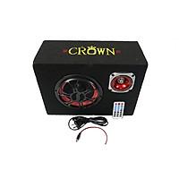 Loa Crown 6 vuông Bluetooth - Hàng Nhập Khẩu