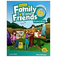 AM F & F 6: STUDENT BOOK