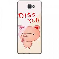 Ốp Lưng Samsung Galaxy J7 Prime Pig Cute