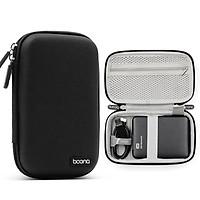 Túi đựng ổ cứng di động, cáp sạc điện thoại, tai nghe, usb Baona - Hàng nhập khẩu