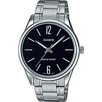 Đồng hồ nam dây kim loại Casio MTP-V005D-1BUDF
