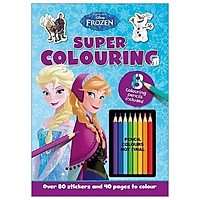 Disney - Frozen: Super Colouring (Colouring Time Xtra Disney)