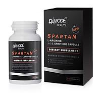 Thực phẩm chức năng hỗ trợ tăng cường sức khỏe nam giới Spartan Damode lọ 60 viên
