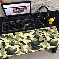 Miếng Lót Chuột, Bàn Di Chuột, mouse pad cỡ lớn (80x30x0.3)