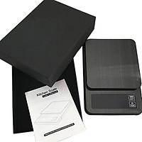 Cân điện tử để bàn, màn hình hiển thị LCD tích hợp nhiều chức năng nổi bật 3kg, 5kg, 10kg ( TẶNG KÈM MIẾNG THÉP SỬA CHỮA 11 CHỨC NĂNG TRONG 1 )
