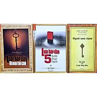 Sách - Combo 3 Cuốn: Luật Hấp Dẫn 5 Bước Thực Hành + Người Nam Châm + Luật Hấp Dẫn Bí Mật Tối Cao