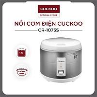 Nồi cơm điện Cuckoo CR-1075S - HÀNG CHÍNH HÃNG