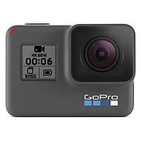 Combo Gopro Hero 6 Black (Streamcast Asia Vietnam) + Bộ phụ kiện 30 in 1 + Thẻ nhớ Micro SDHC 32GB tốc độ cao quay 4K - Hàng nhập khẩu