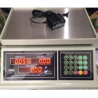 cân điện tử cao cấp QUA - cân tính tiền 30kg chống nước