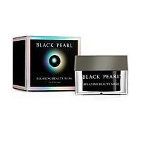 Mặt Nạ Thư Giãn Làm Đẹp Black Pearl - Relaxing Beauty Mask ( Phiên Bản 2020) - Có Nguồn Gốc Từ Biển Chết - Xuất Xứ Israel -