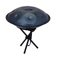 9 Notes Hand Pan Handpan Hand Drum Carbon Steel Material Percussion Instrument With Carry Bag Metal Stand