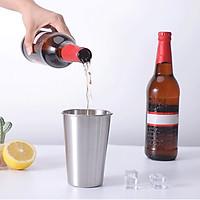 Ly inox 304 cao cấp – Ly inox phù hợp uống nước, uống bia và đi cắm trại
