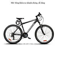 Bộ khóa chống trộm xe đạp, xe máy, nhà cửa mật khẩu 5 chữ số chuyên dụng (Bảo mật an toàn, chắc chắn)- (Tặng đèn pin bóp tay mini- màu ngẫu nhiên)