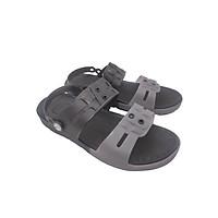 Sandal nam dép thời trang nhựa dẻo đi mưa K3000