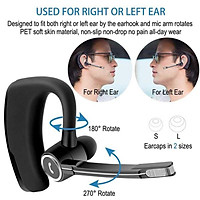 Bluetooth Headphones Sports in-Ear Headset Stereo Earphone for  New