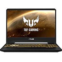Laptop Asus TUF Gaming FX505DT-HN488T (AMD R5-3550H/ 8GB DDR4 2666MHz/ 512GB SSD M.2 PCIE G3X2/ GTX 1650 4GB GDDR5/ 15.6 FHD IPS, 144Hz/ Win10) - Hàng Chính Hãng