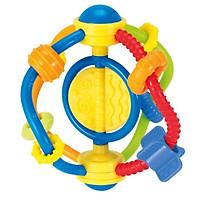 Xúc xắc tập cầm - luồn hạt luyện vận động tinh cho bé  Winfun 0233 dành cho bé từ 3 tháng tới 12 tháng - tặng đồ chơi tắm màu ngẫu nhiên