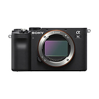 Máy ảnh Sony A7C Body Đen (ILCE-7C) - hàng Chính Hãng