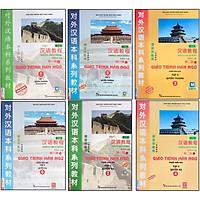 Combo Trọn Bộ 6 Cuốn Giáo Trình Hán Ngữ