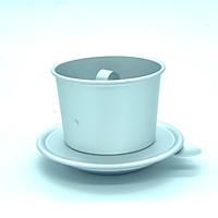 Phin pha cà phê nhôm Trung Nguyên( Không Hoa Văn)