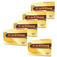 Liệu trình Thực phẩm thanh nhiệt Hoàn Bì Khang 2 tháng /5 hộp - Dành cho người lớn ( GIFT )