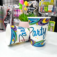 BỘ 10 LY GIẤY PARTY 300ml