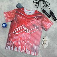 Áo cầu lông Co giãn 4 chiều chính hãng ZSports 20Z01 Chuyên sản phẩm cầu lông chính hãng